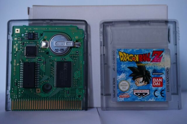 Dragon Ball Z Guerreros Leyenda Nintendo Game Boy gameboy color dragonball PAL