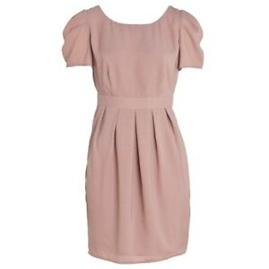 new-RRP-100-PORTMANS-TOFFEE-BUSINESS-DRESS