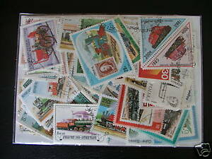 Sensible Timbres Transports : 500 Timbres Tous Differents / Transports Stamps