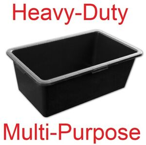 40L-60L-90L-Multi-Purpose-Tub-Horse-Water-Trough-Storage-container