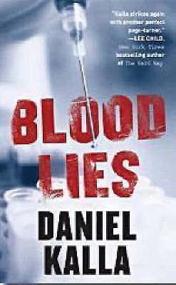 Kalla, Daniel : Blood Lies