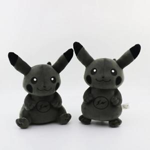 Japan-Fragment-X-Black-Pikachu-Plush-Doll-Toy-Unique-Gift-for-Pokemon-Fans-SALE