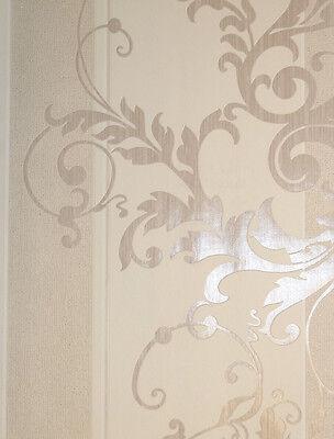 Myself Vlies-Tapete Ornamente beige 6858-14 Glimmer (2.92 Euro pro m²)