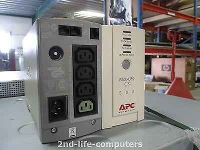 Powery Blei-Gel-Akku für USV APC Back-UPS BE700G-GR 12V 7,2Ah//86Wh Lead-Acid Sch