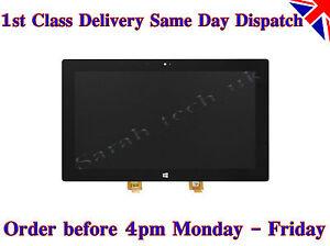 Nouveau-Microsoft-Surface-RT-2-Tablet-montage-lcd-1572-ecran-tactile-LTL106HL02-001