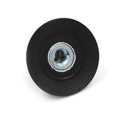 2porte-disques de ponçage avec tige 1//4/'/'pour outil rotatif Roloc disques Pad 6H