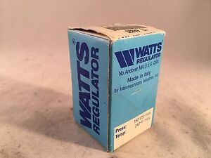 "1//8/"" Air Bleeder Watts FV-4M1 Automatic Float Vent"