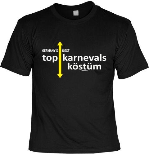 Lustige Karneval T-Shirts Coole Sprüche Witzige Motive Fasching Karnevalkostüm