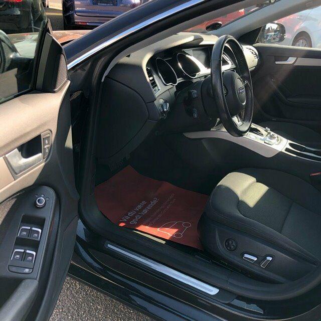 Audi A5 2,0 TDi 190 SB Multitr. Diesel aut. Automatgear