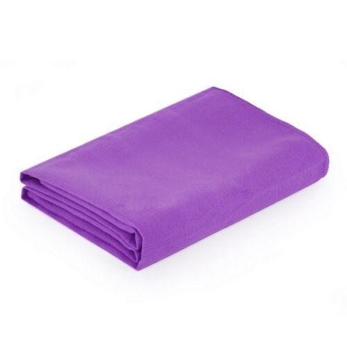 Incroyablement absorbant en microfibre super léger compact lavable en machine serviette