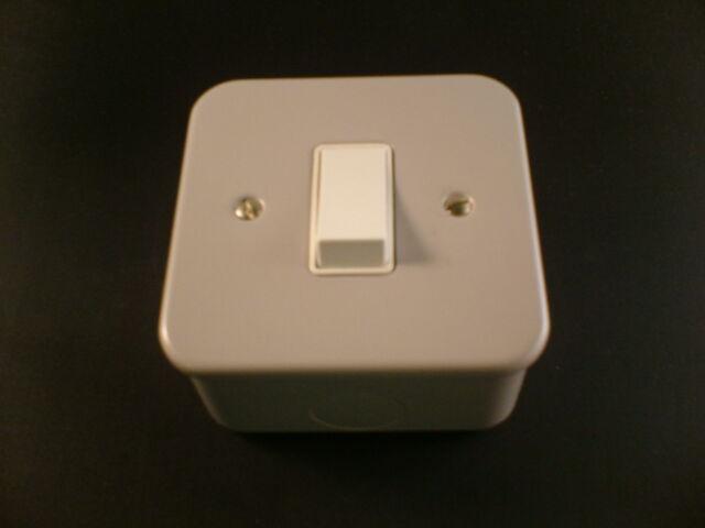 Crabtree 4951//2W BG 1 gang 2 way metalclad switch