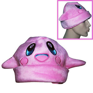 Cute-Kirby-Soft-Cap-Hat-Cosplay-New
