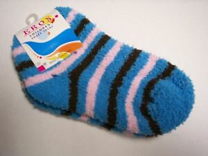 Toddlers Brown & White By Eros Teal Blue New Sale Overall Discount 50-70% Girl Socks Sock Size 6-8