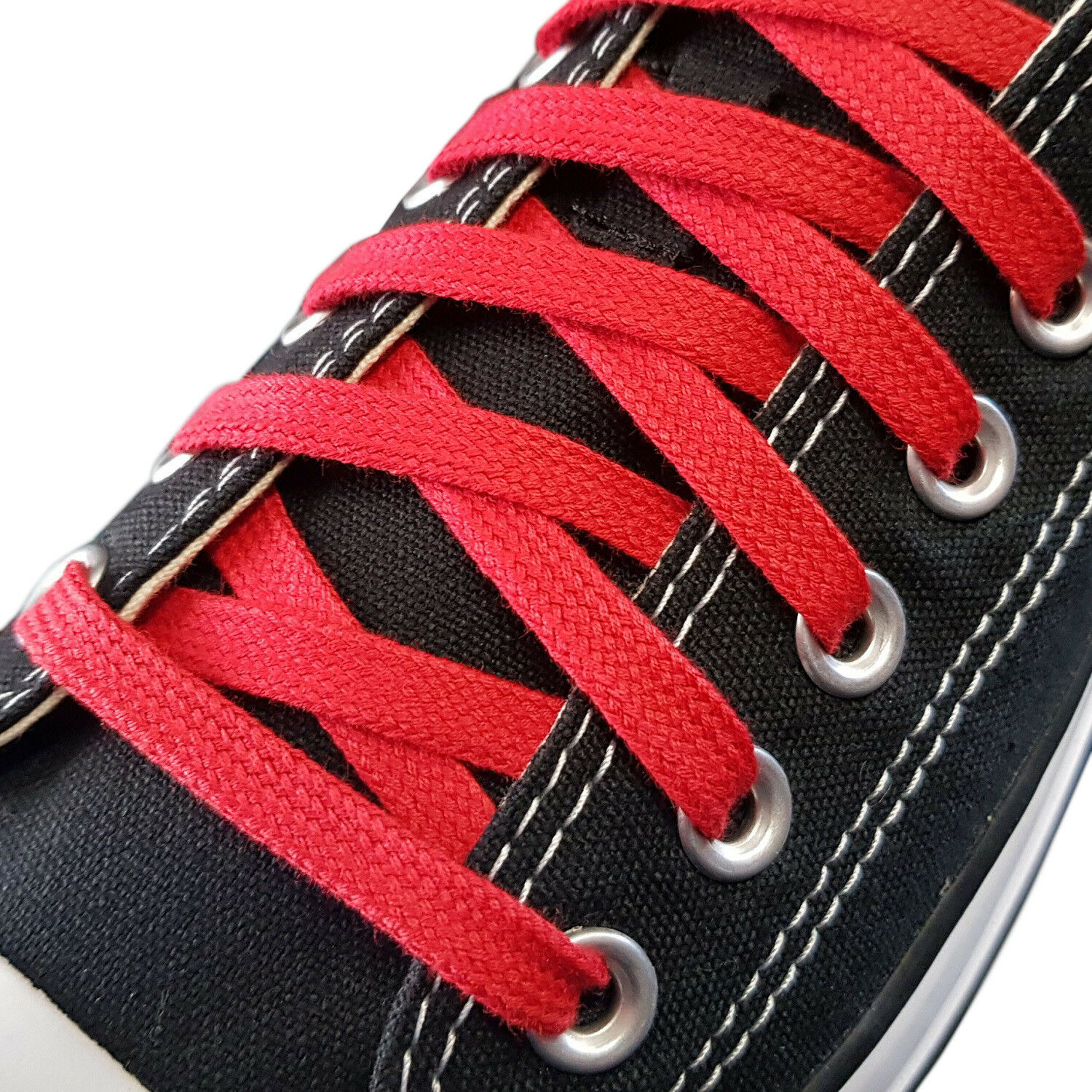 Flat Trainer Shoe Laces - ideal for