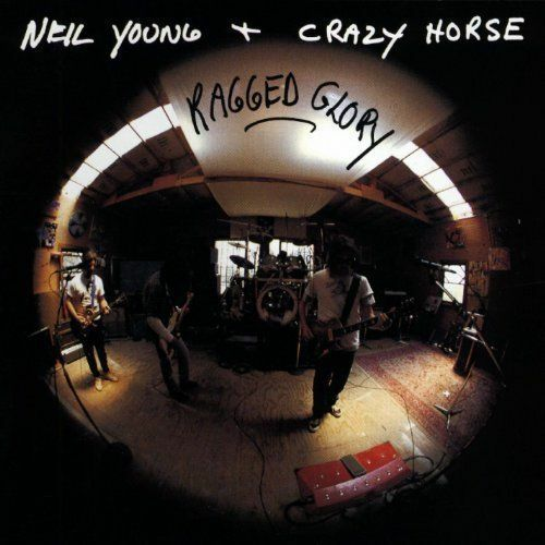 NEIL YOUNG & CRAZY HORSE - RAGGED GLORY - CD - NEW