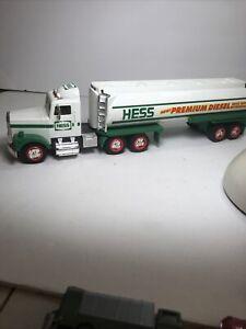 Hess 1993 Premium Diesel Tanker Truck w/ Super Detergent