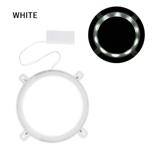 2Pcs Cornhole Game Set Night Light Corn Hole Bean Bag Toss Board LED Cold Gift==