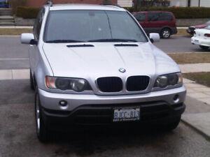 BMW 2001 X5 3.0is