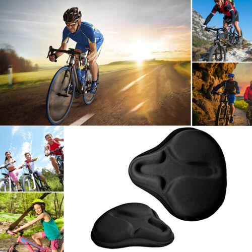 Road Bike Seat Cover Extra Comfort Soft Gel Pad Cushion Bike Saddle Seat Cover