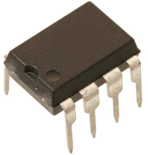 50x UA741CP = LM741CN Operations-Verstärker 1-fach OpAmp Texas Instruments DIP8
