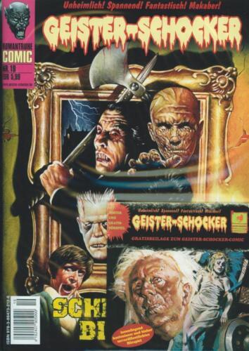 Geister-Schocker 19 Romantruhe