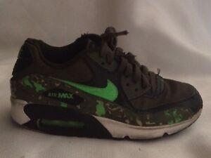 Nike Air Max 90 Camouflage Black & Grey | Nike air max