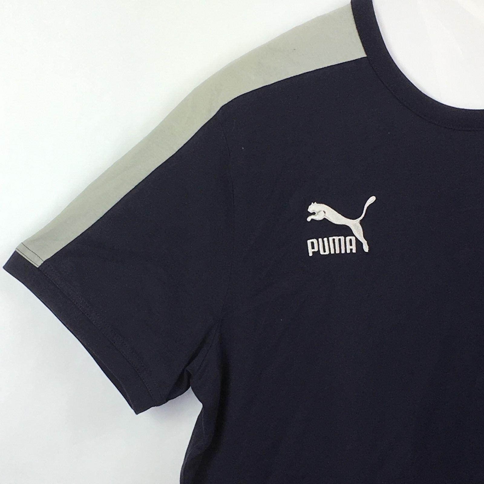 Details about Italia Soccer Puma Champion Del Mondo 1982 Embroidered Tee Men's Size XL