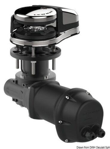 Bootsport Vx1 Low 12v 500w 6/7mm Marken Lewmar 02.591.06
