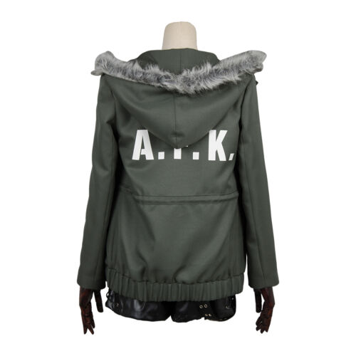 Persona 5 Futaba Sakura Star Key Shirt A.F.K Cosplay Jacket Costume Coat Suit