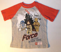 Lego Star Wars Boys T-shirt Size Small 4