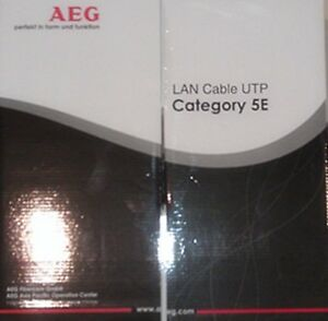 GermanAEG-CAT-5E-305M-UTP-1000-ft-roll-Ethernet-LAN-Network-Cable-solid-copper