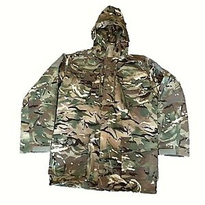 Details about MTP Windproof FR Smock Rip-stop Combat Jacket British Army  Surplus 190/104