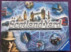 Ravensburger Scotland Yard Board Game 26646 New And Sealed