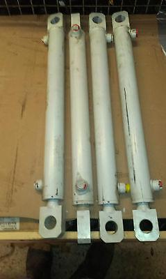 132cm gesamtl 60cm HUB 32//20//600 u DW Hydraulikzylinder Hubzylinder max ca