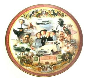 Bradford-Exchange-A-Nation-United-Collector-Plate-Certificate-Of-Authenticity