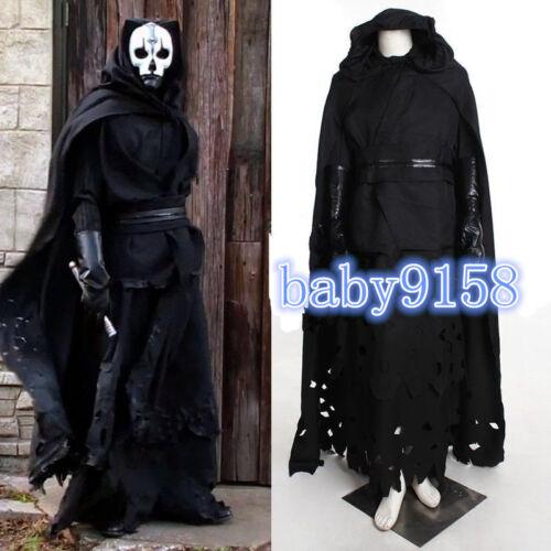 Star Wars Darth Nihulus Cosplay Costume Adult Unisex Halloween Movie Costume AA