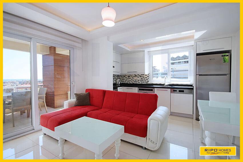 Hyggelig toværelses lejlighed med panorama udsi...