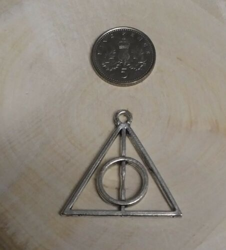 Tibetan Silver Harry Potter Theme Pendant Charms Deathly Hallows Owl Wand Hat