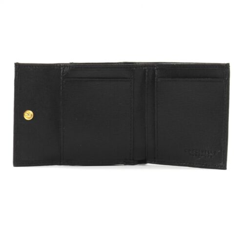 Noir Wallet Flap With Small Coccinelle qHBY44