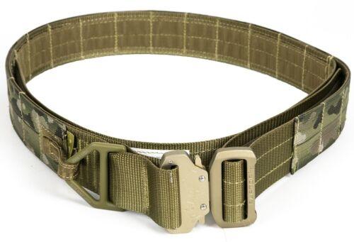 Fusion Tactical Heavy Duty MOLLE Battle Belt MED 33/'-38/' Epic Type B