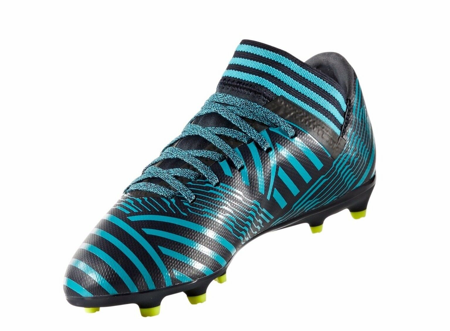 08fd4d6c7 Adidas Soccer shoes Kids Nemeziz 17.3 FG Junior Boys Football Boots S82427  New