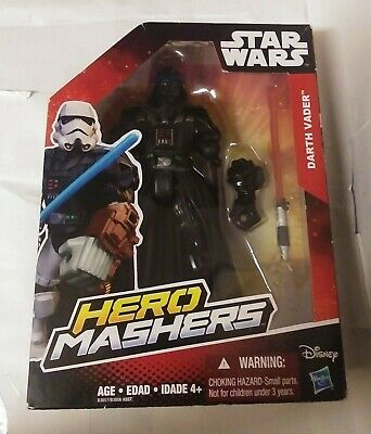 Luke Skywalker Episode Vi Robes Roblox Hasbro Star Wars Hero Mashers Episode Vi Darth Vader Action Figure 630509344314 Ebay