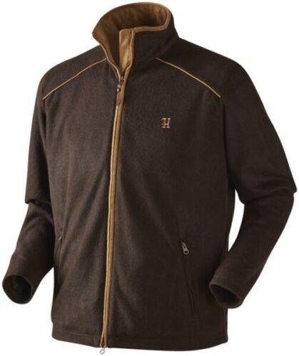 Harkila Sandhem Fleece Jacket Dark Port Melange Hunting Shooting RRP £139.95
