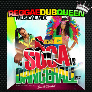 Details about DJ Musical Mix - Soca Vs Dancehall 2 Mixtape  Reggae Mix CD   August 2019