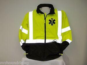 Reflective EMS, Raincoat/Windbreaker, Choose Your Jacket Prints ...