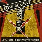 Rise Against Siren Song Of The Counter Culture