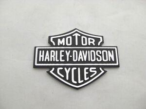 Harley-Davidson-Universal-Emblem-Medallion-Sissy-Bar-Windschild-Koffer-99352-82Z