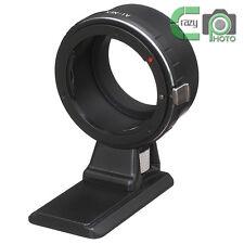 Nikon-NEX Adapter with Long Tripod Nikon AI F Lens to Sony NEX3 C3 5C 5N 7 A7R