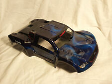 High End Custom Painted RC Body, Airbrushed Proline Short Course Truck Body
