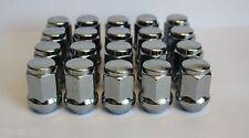 20 X M12 X 1.5 ALLOY WHEEL NUTS FIT TOYOTA PRIUS PICNIC RAV 4